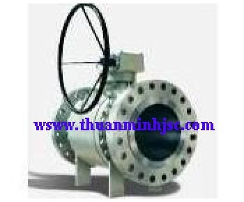 Metal Seals Ball Valve